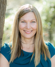 Sylvia Skefich, Santa Cruz Chiropractor, Head Shot