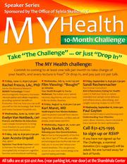 Sylvia_Skefich_My_Health_Challenge_Speakers_Series